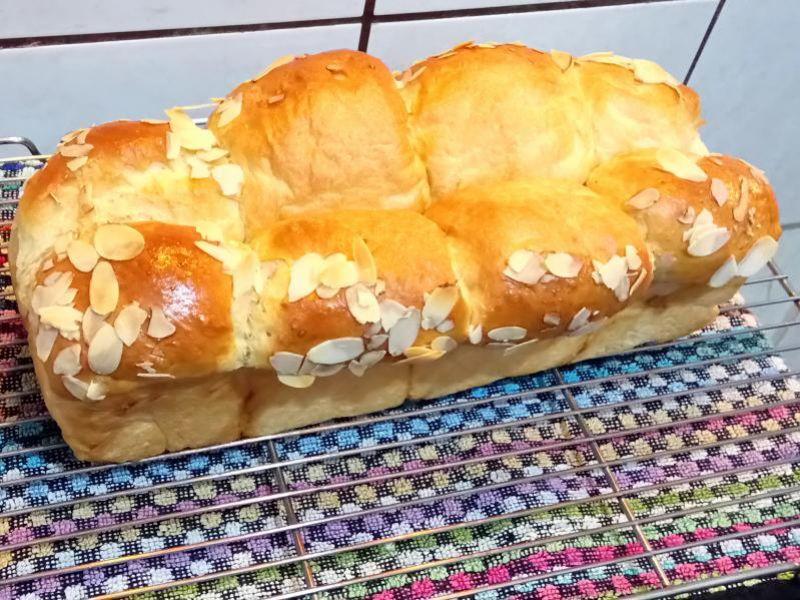Ψωμί με ζύμη Tangzhong