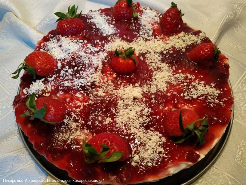 ΤΖΙΖ ΚΕΙΚ [cheesecake]