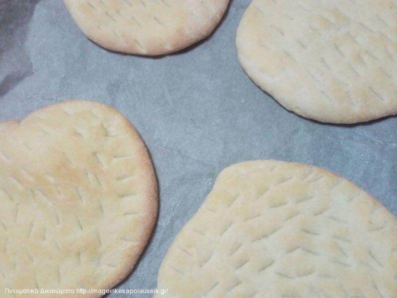 Πίτες για σουβλάκια