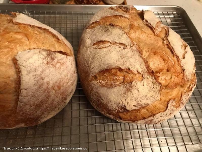 Ψωμι με προζυμι