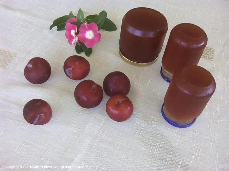Μαρμελάδα βανίλιας