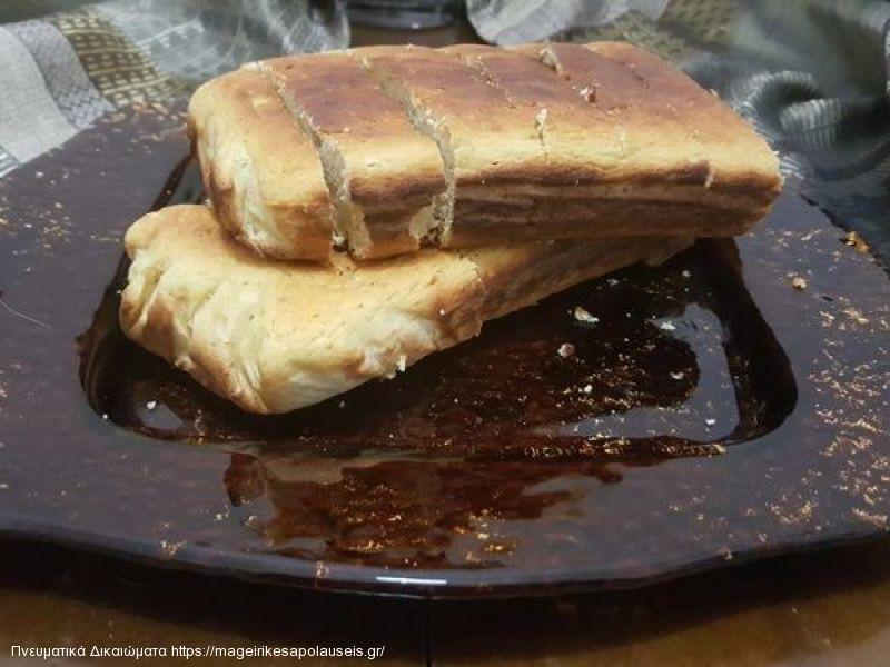 Κέικ με αλεύρι καρύδας και άρωμα βανίλιας