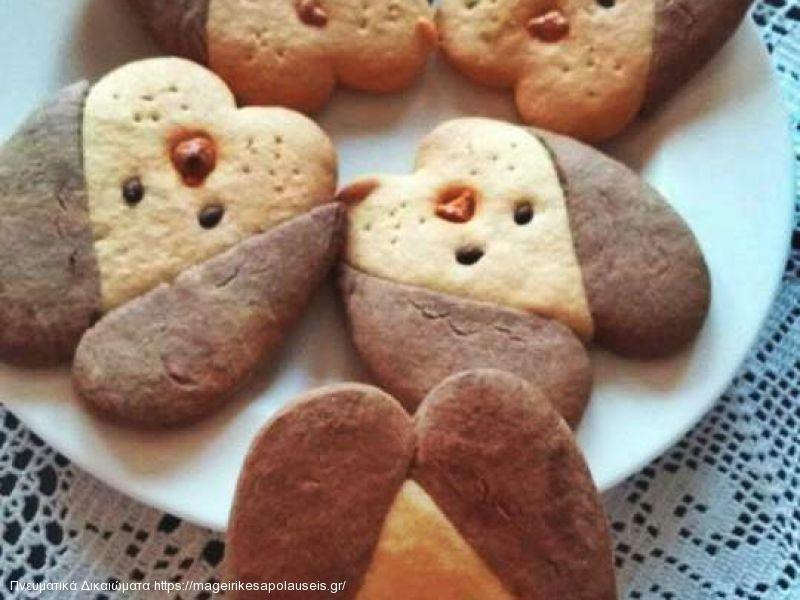 Μπισκότα σκυλάκια