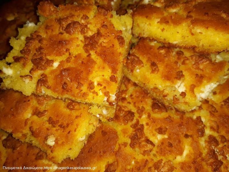 Μπομπότα με τυρί