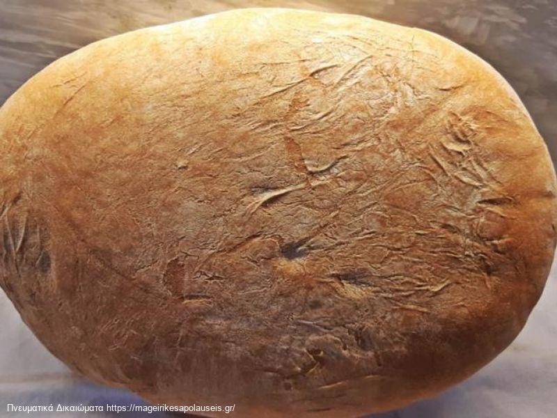 Ψωμι με ψευτοπροζυμι
