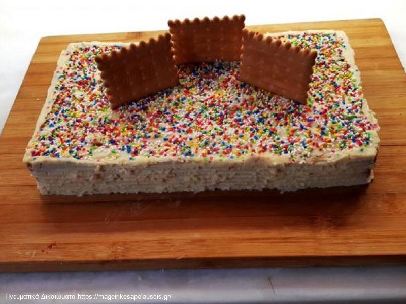 Γλυκάκι με μόλις 5 υλικά