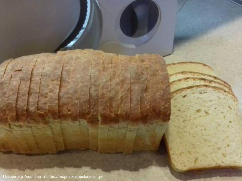 Ψωμι για τοστ