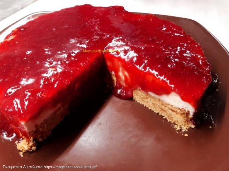 cheesecake (Τσιζκεικ)