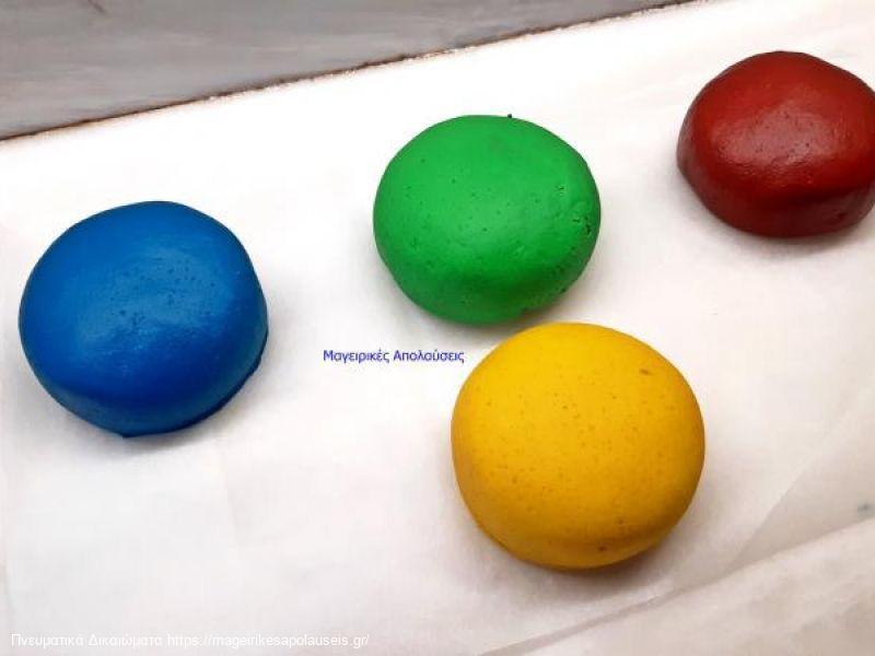 Σπιτική πλαστελίνη φτιάξτε την μόνοι σας με βρώσιμα υλικά