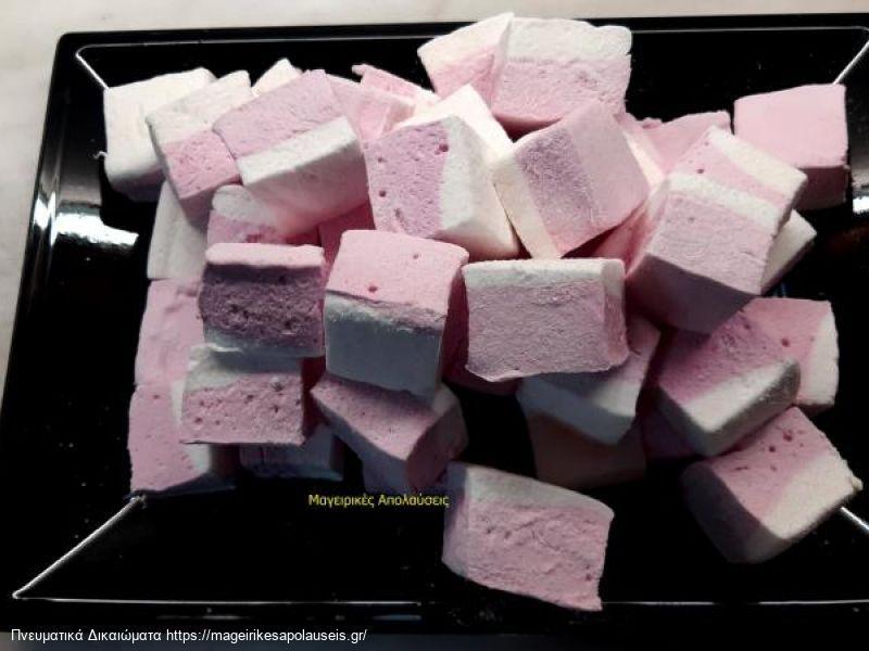 Σπιτικά Marshmallows