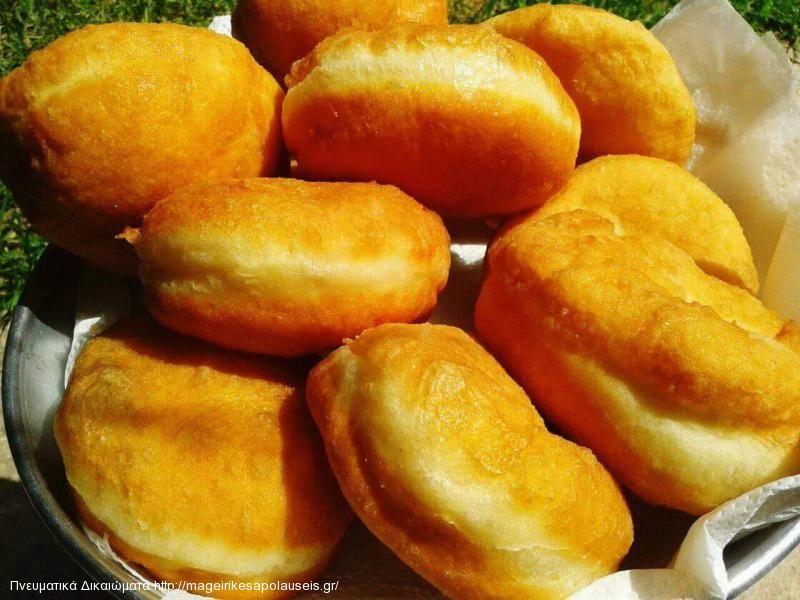 Ντόνατς τα βερλινέζικα